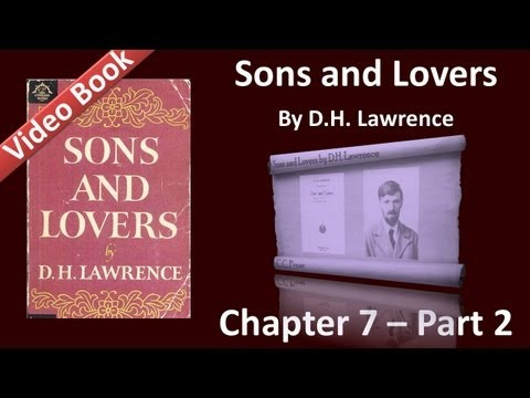 Chapter 07-3 - Sons and Lovers by D. H. Lawrence - Lad-and-Girl Love