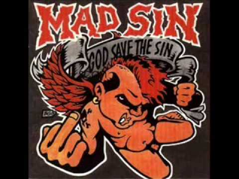 Mad Sin - Speak No Evil (  Lyrics)