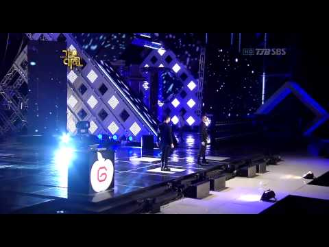 Korean Dream (G-Dragon ft.Tae Yang) (Live HD-720p) [NiC0LaSK3nT]