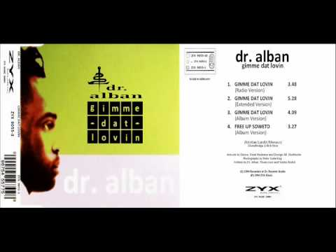 Dr.Alban - Gimme dat Lovin (Album Version)