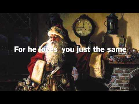 Here Comes Santa Claus - Doris Day (With Lyrics !) HD Audio