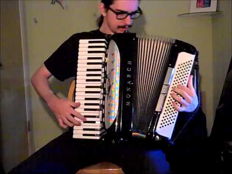 Dorival Caymmi - Маrchа dоs Реsсаdоrеs [accordion cover]