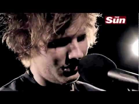 Ed Sheeran - Skinny Love (The Sun Biz Session)