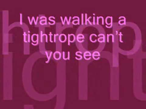 Paul Freeman - Tightrope Lyrics