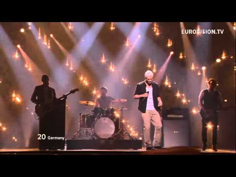 Roman Lob - Standing Still - Live - Grand Final - 2012 Eurovision Song Contest
