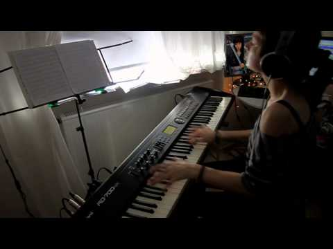 Muse - Supermassive Black Hole - piano cover