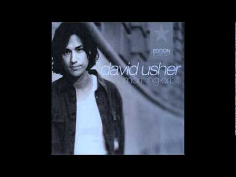 David Usher - Black black heart