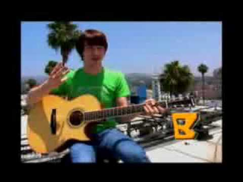 Guitar Lesson 1 & 2 From Drake BELL