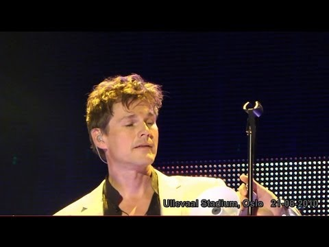 a-ha live - Manhattan Skyline (HD) Ullevaal Stadium, Oslo 21-08-2010
