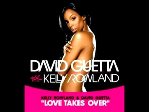 David Guetta & Kelly Rowland-When love takes over (electro radio edit)