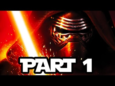 Star Wars Battlefront Gameplay Walkthrough Part 1 - INTRO, FULL GAME, MAPS, MODES! (1080p 60fps)