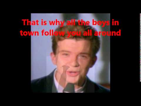 Rick Astley-Close To You