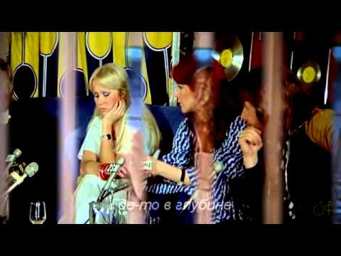 ABBA - The Winner Takes It All ( russian subtitles )
