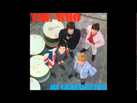 The Who - My Generation (Original version) 1965