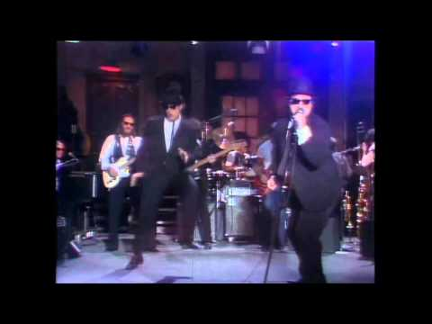 The Blues Brothers - Soul Man [Saturday Night Live 1978]