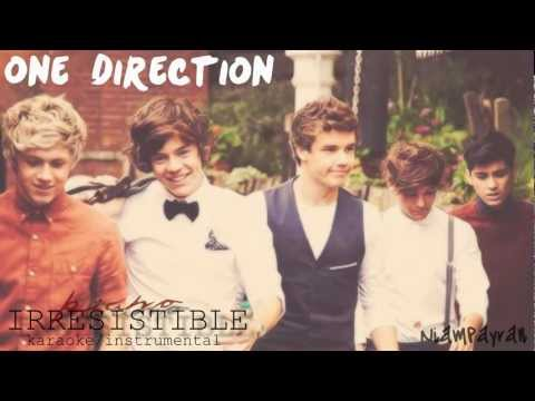 One Direction - Irresistible (Piano Version) [karaoke/instrumental] + download
