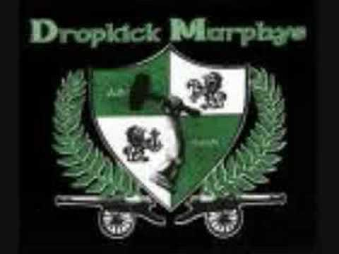 The dropkick murphys- Rocky road to dublin
