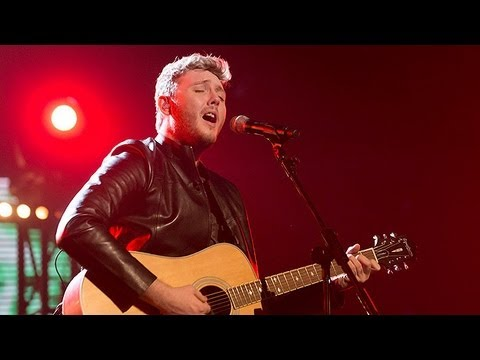 James Arthur sing Abba's SOS - Live Week 8 - The X Factor UK 2012