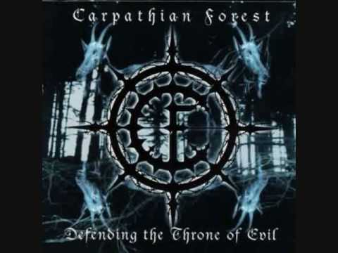 carpathian forest- Cold Murderous Music