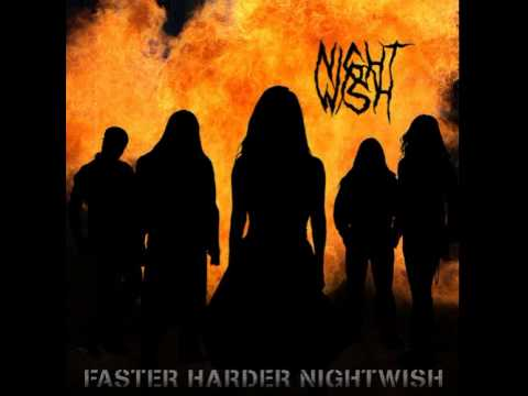 Faster Harder Nightwish-Eva