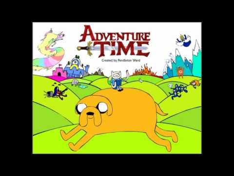 Ashley Eriksson - Island Song (ADVENTURE TIME ending theme)