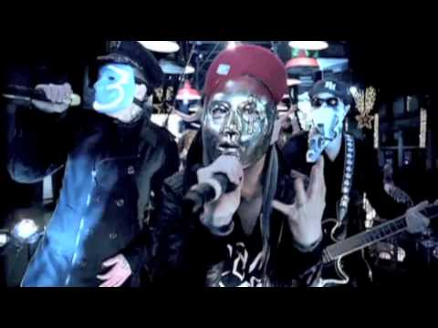 Hollywood Undead Lights out music video