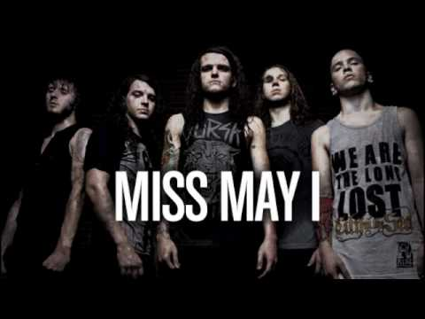 Miss May I - Blessing With a Curse