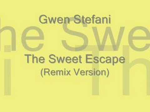 Gwen Stefani - The sweet escape (Konvict Remix)